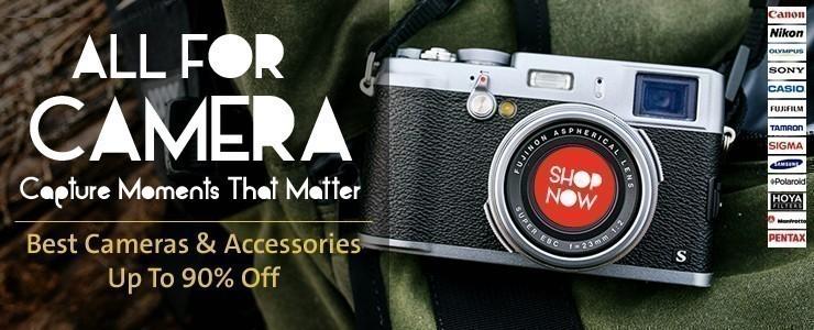 Camera & Accessories Store