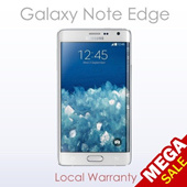 Samsung Galaxy Note Edge (1 Year Samsung Local Warranty)