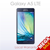 Samsung Galaxy A5 LTE (1 Year Samsung Local Warranty)