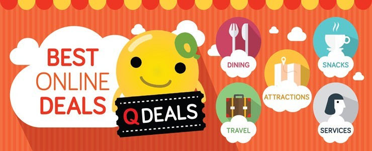 Qoo10 Super Deals - Eat, Dine and Travel for Unbelievable Prices
