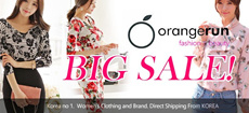 Orangerun Big Sale up to 80%