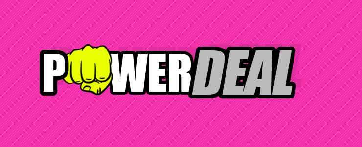 【POWER DEAL】