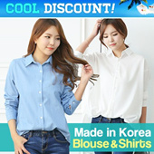 [Free Shipping]80types Blouse and shirt ★office lady Look
