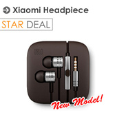 [100% AUTHENTIC] Xiaomi Original Brand New In-Ear Piston Headphones Earpiece Upgraded Design 3rd Generation Youth Version