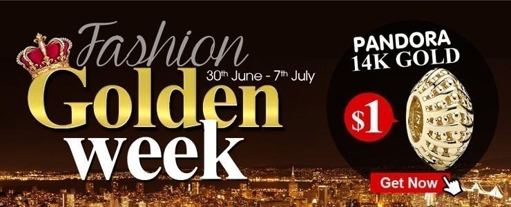 7 DAYS Fashion GOLDEN WEEK