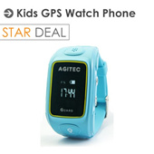 IDA Approved as Seen on TV GPS Smart Phone Watch for Kids! Anti-lost Personal Trackers for Kids Child! Child Safety! SOS! Bluetooth! 6 Months Local Warranty!!
