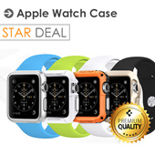 Spigen Apple Watch Case Apple Watch Casing Apple Watch Screen Protector Apple Watch Strap Apple Watch Stand Apple Watch Band bluetooth headset bag backpack shoes bicycle earphone