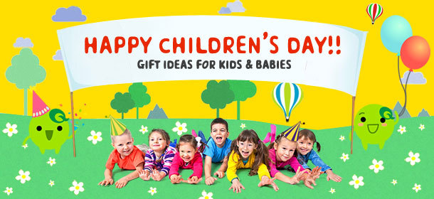 Children's Day Gift Ideas