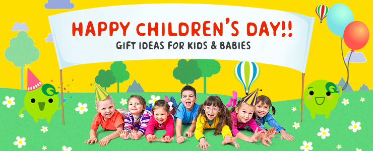 Children's Day Gift Ideas