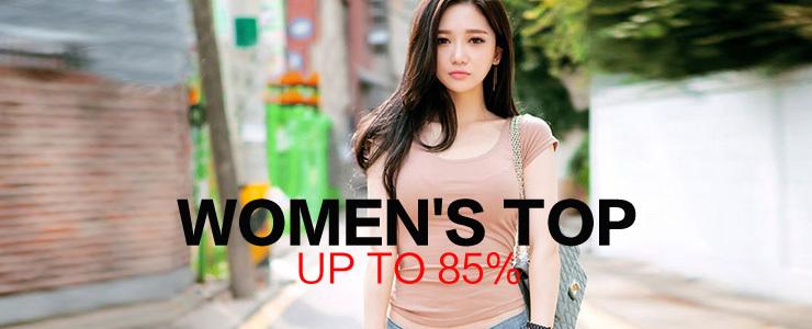 WOMEN'S TOP