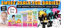 Qoo10 Mega Baby Deal