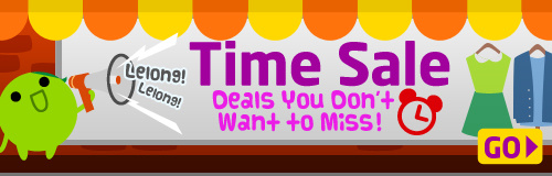 Time Sale: Deals you don't want to miss!
