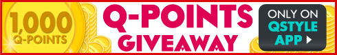 Qpoints giveaway