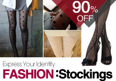 Express Your Identity Stylish Fashion Stockings 
