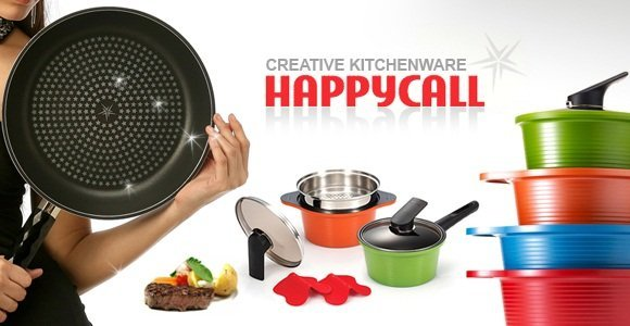 HAPPYCALL! Creative Kitchenware! TV Shopping Big Hit items!