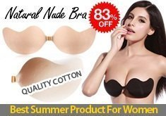 Best Summer Product for Women-Nude Bra