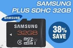 SAMSUNG SDHC 32GB