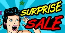 SURPRISE SALE - Encore Price(7 Days)