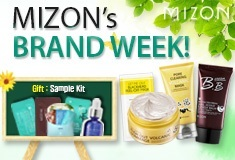 MIZON Brand week / Big Sale !!!