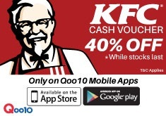 KFC for Mobile App Only