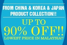 China & Korea & Japan Product Collection!!