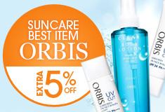 [ORBIS] Best Items Extra 5% SALE!