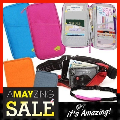 New Arrival! Spibelt Waistpack Full Passport package wallet / Handbags / travel / bag in bag /