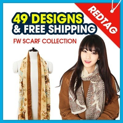 FREE SHIPPING FLAT PRICE SCARF SHAWL SPRING TO WINTER 49 DESIGNS SEOUL STYLE