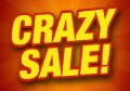 Crazy Sale - Stock Clearance
