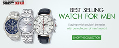 Direct from Japan_Watch