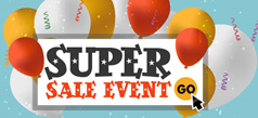 2016 Super Sale!