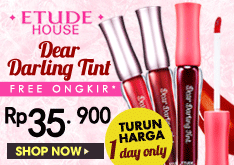 1 Day Only Turun Harga
