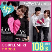 ♥ [ NEW COUPLE ] COUPLE SHIRTS SPECIAL | VALENTINE ROMANTIC ♥