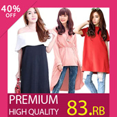 [UPD 03 FEB] Premium High Quality Dress - 4 Styles