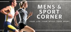 Men's Fashion & Sport Sale !!