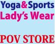 スポーツとレディースファッションの店