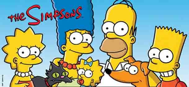 iPhone ケース The Simpsons