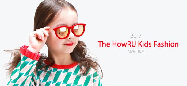 韓国の子供のファッション