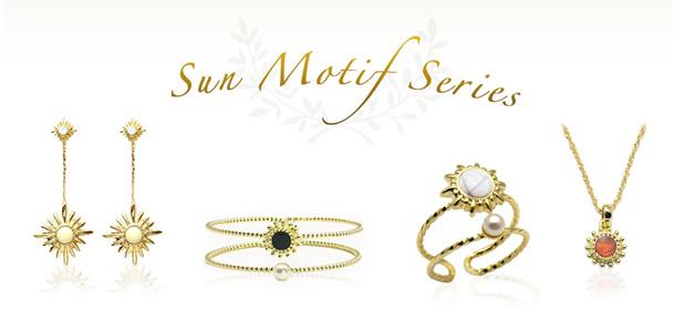 太陽モチーフシリーズ