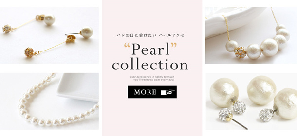 """Pearl"" collection!!"