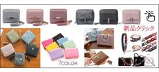 新品入荷レディース 財布 ミニ財布 ウォレット フェイクレザー シンプル 小銭入れ頼れるミニ財布 手のひらサイズ 小さい コンパクト レディース メンズ 小銭入れ カード コインケース 財布 二つ折り
