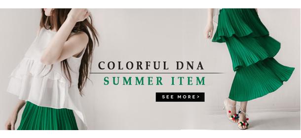 ★colorfuldna ★ summer sale