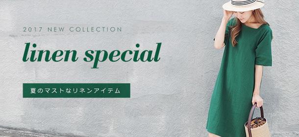 linen special