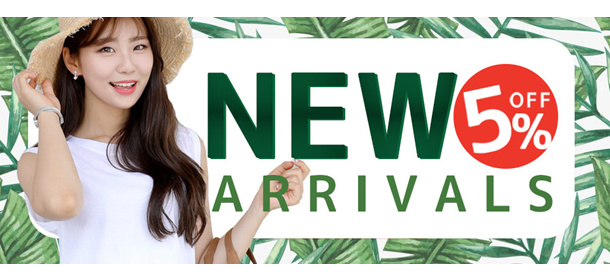 ■:::NEW ARRIVAL 新商品5%OFF:::■