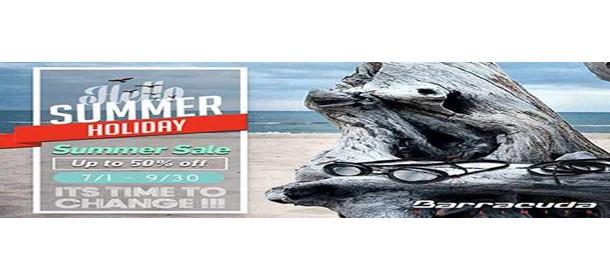 Barracuda Professional Goggles On sales