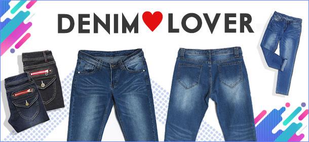 DENIM LOVER♥