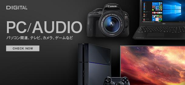 PC / AUDIO