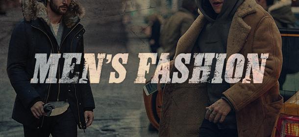【Men's Fashion】流行の新作メンズファッションなどが大集合!