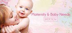 Maternity & Baby Needs