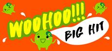 WOoHOo!! BIG HIT